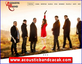 www.acousticbandcacak.com