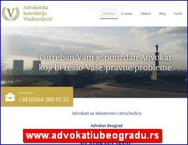 www.advokatiubeogradu.rs