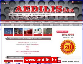 www.aedilis.hr