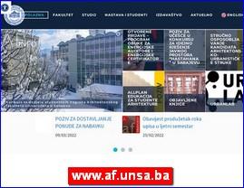 www.af.unsa.ba