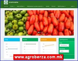 www.agroberza.com.mk