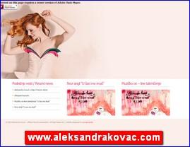 www.aleksandrakovac.com