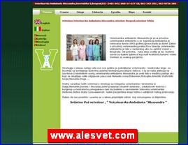 www.alesvet.com