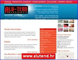 www.alutend.hr