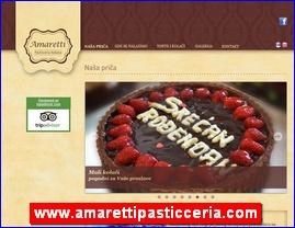 www.amarettipasticceria.com