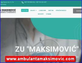 www.ambulantamaksimovic.com