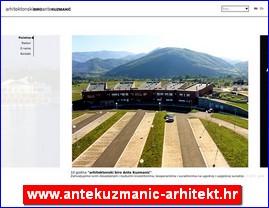 www.antekuzmanic-arhitekt.hr