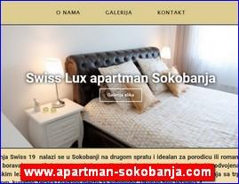 Apartman Sokobanja Swiss Lux - privatni smeštaj, izdavanje, www.apartman-sokobanja.com