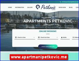 www.apartmanipetkovic.me