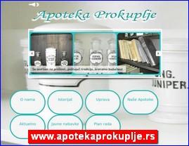 www.apotekaprokuplje.rs