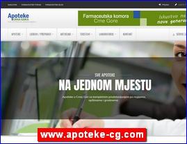 www.apoteke-cg.com