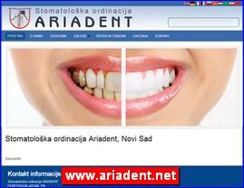 www.ariadent.net