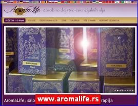 www.aromalife.rs