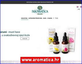 www.aromatica.hr