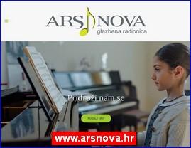 www.arsnova.hr