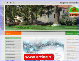 www.artice.si