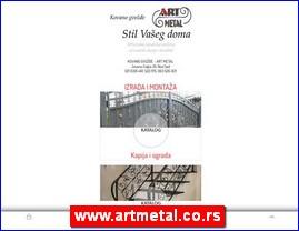 www.artmetal.co.rs