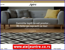 www.ateljeantre.co.rs