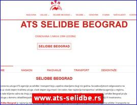 Agencija A.T.S transport selidbe Beograd, www.ats-selidbe.rs