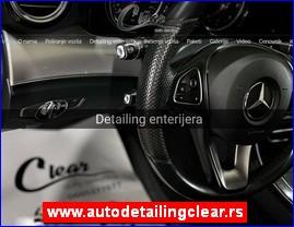 Auto Detailing Clear, poliranje vozila, detailing enterijera, sušenje vozila, www.autodetailingclear.rs