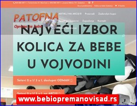 www.bebiopremanovisad.rs