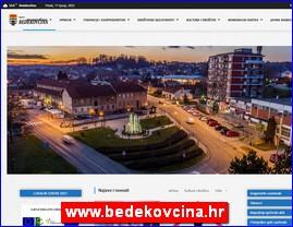 www.bedekovcina.hr