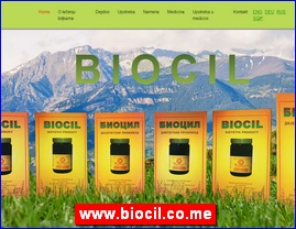 www.biocil.co.me