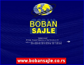 www.bobansajle.co.rs