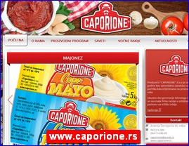 www.caporione.rs