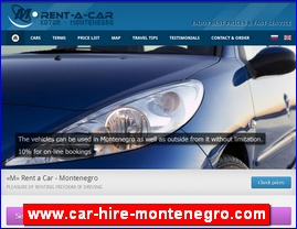 www.car-hire-montenegro.com