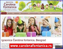 www.carobnafontanica.rs