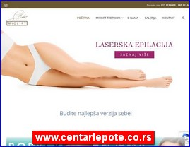 www.centarlepote.co.rs