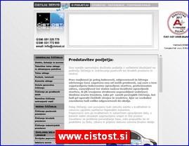 www.cistost.si