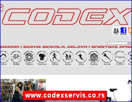 www.codexservis.co.rs