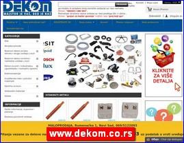 www.dekom.co.rs