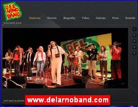 www.delarnoband.com