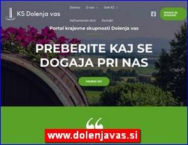 www.dolenjavas.si