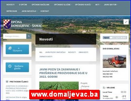 www.domaljevac.ba