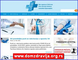 www.domzdravlja.org.rs