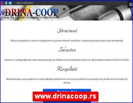 www.drinacoop.rs