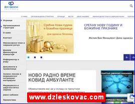 www.dzleskovac.com