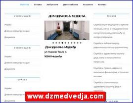 www.dzmedvedja.com
