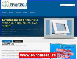 www.evrometal.rs