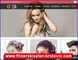www.frizerskisalon-krstovic.com