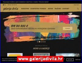 www.galerijadivila.hr