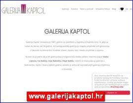 www.galerijakaptol.hr