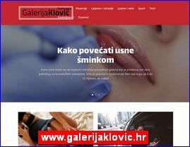www.galerijaklovic.hr