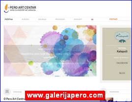 www.galerijapero.com