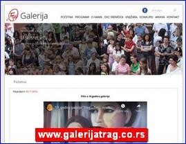 www.galerijatrag.co.rs