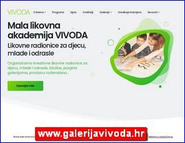 www.galerijavivoda.hr
